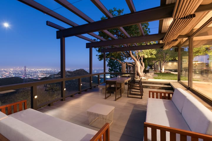 Steve McQueen Hollywood Home | Amazing 360 Views - ロサンゼルス - 別荘