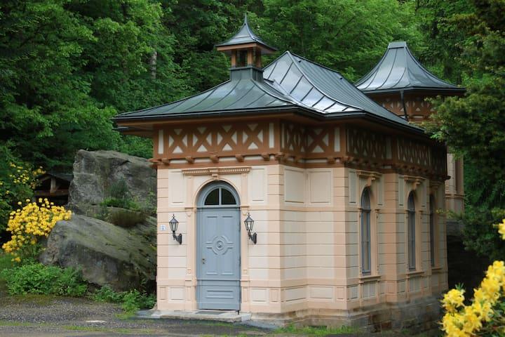 """Jagdschloss Bielatal """"Sophia"""""""