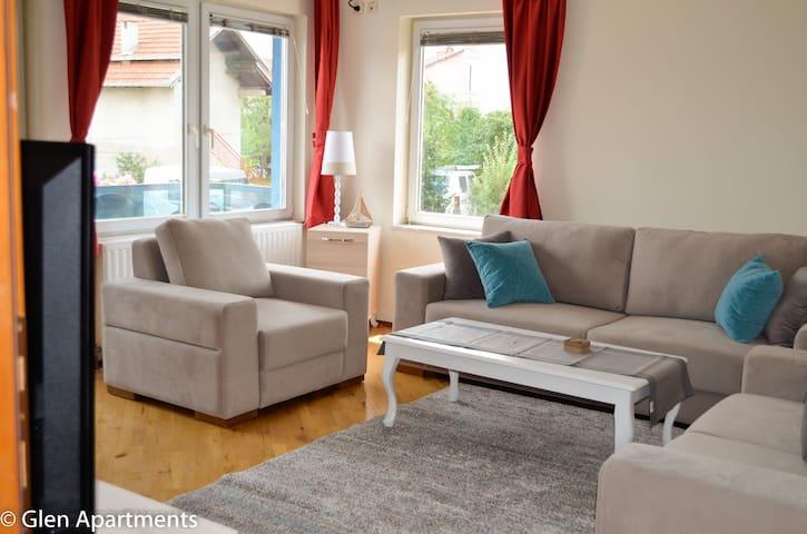 Glen Apartment - Prishtina - Apartemen