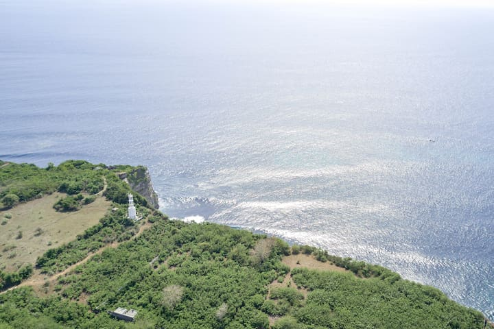 Secret Lighthouse on Chalky Cliff in Uluwatu #5
