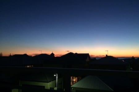 Sunsets in Mindarie Marina - Mindarie
