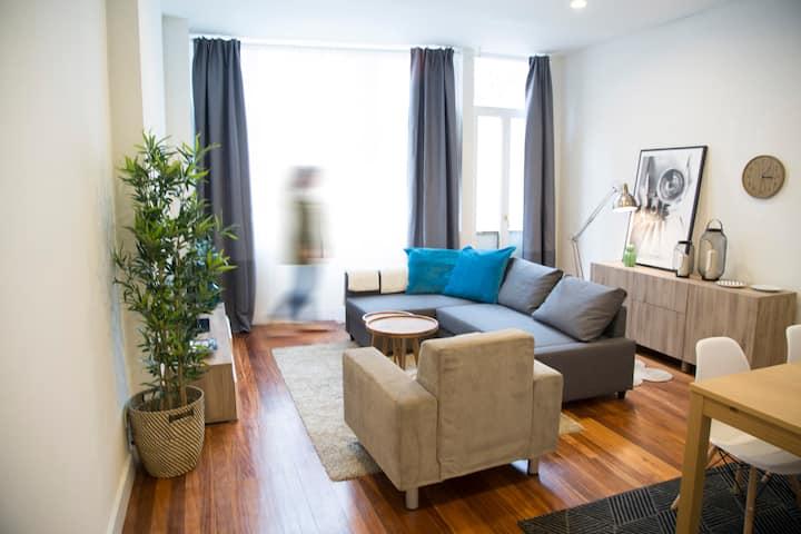 Precioso apartamento en El Centro de la ciudad