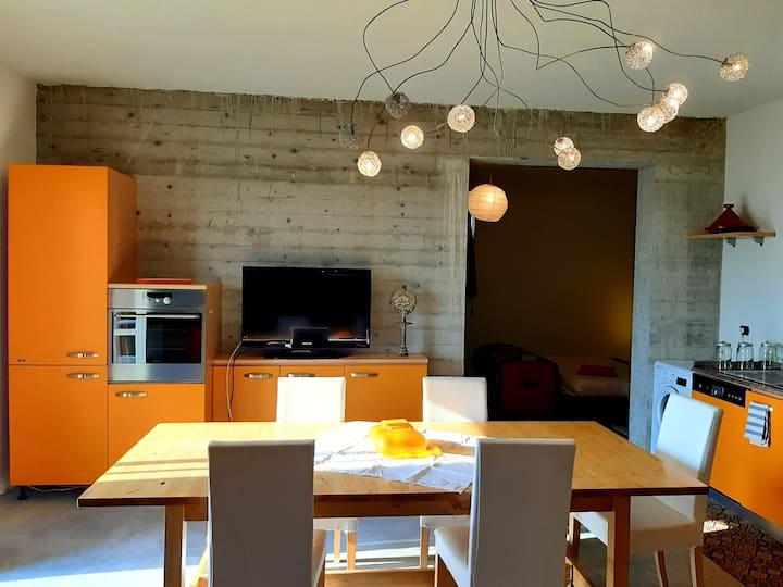 Appartamento con vista - Magliano Alfieri
