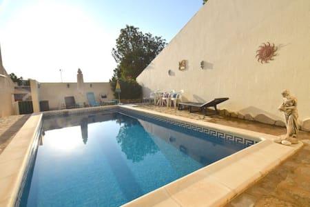 Super maison avec piscine privée au soleil - l'Alfàs del Pi - Hus