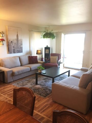 Comfy Private Room in Central San Diego! - San Diego - Apartment