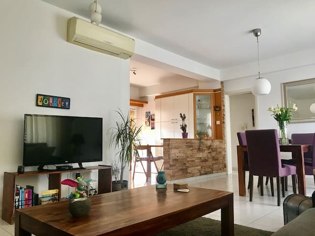 Cozy 1-bedroom Apartment in the City Center