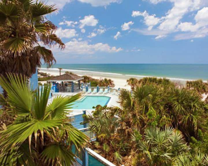 New Smyrna Beach, 2020 oceanfront TS wk 6/26-7/3