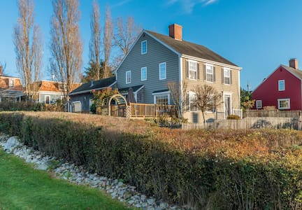 Walk to Wharf & Dining! Lovely Home - Ev