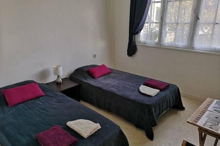 Chambre privée au calme dans Villa  (H4)