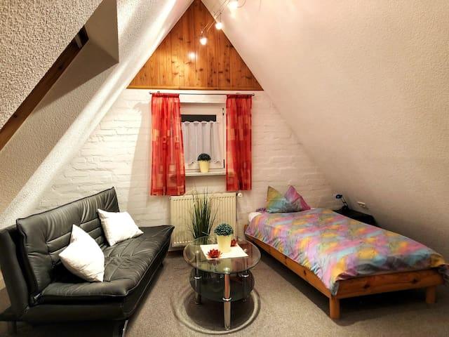 Gemütliches Studio Apartment in ruhiger Lage