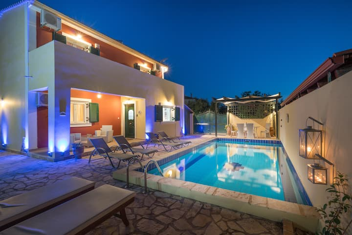 Arge Villa - 3 Bedrooms and Private Pool