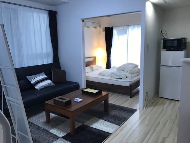 Comfortable room! (4guests)★Room 306