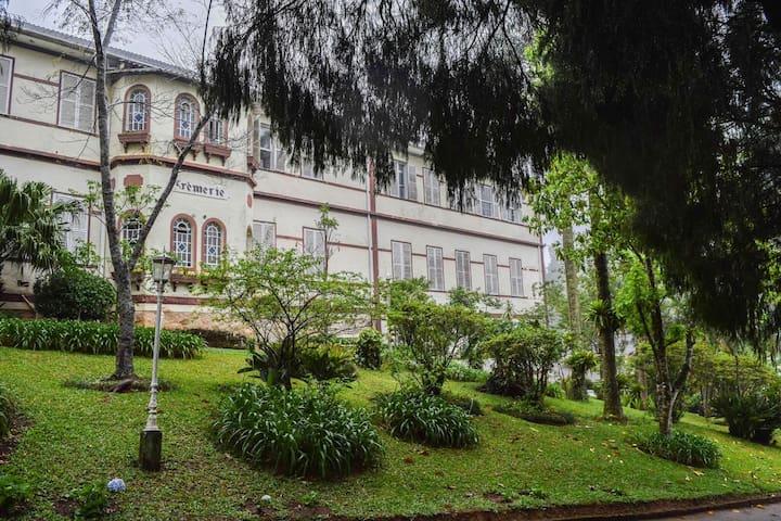 Ninho Escondido da Serra- Petrópolis
