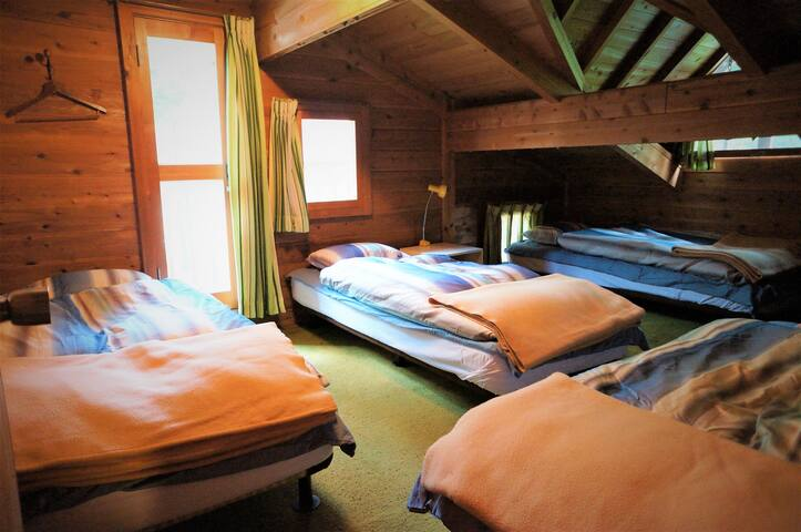 Shared room in Echoland, Hakuba