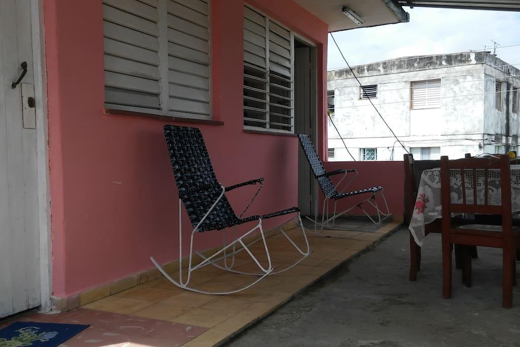 donde sentarse
