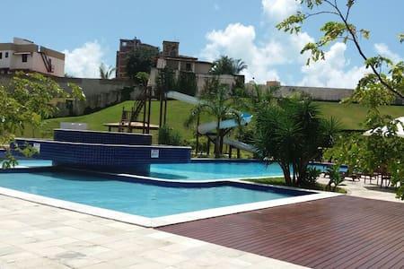 Apartamento a 5 minutos da praia de Ponta Negra - Natal