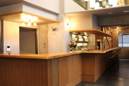 Double Room with good Location & Social vibe!