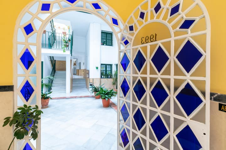 Centro Histórico - Duplex con encanto y tranquilo