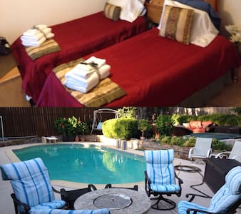 Quiet & Clean - up to 3 people! Pool & HotTub BR#2 - Duncanville - B&B/民宿/ペンション