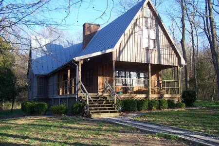 Peaceful Shenandoah Valley Getaway - New Market - Haus