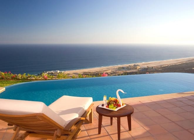 Your Private Infinity Pool and View
