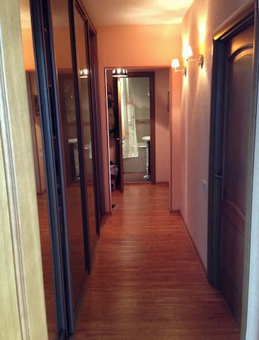 Spacious apartment for families and companies - Prag - Daire