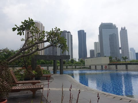 (Best Review!!!) Simply Modern Place in Kuningan