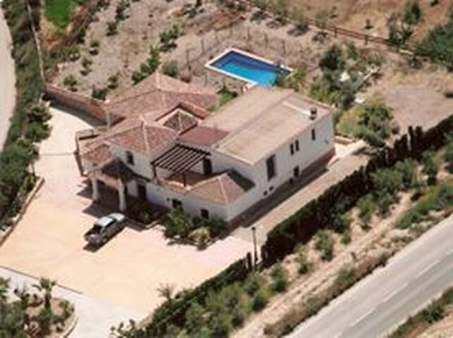House - 7 km from the beach - Vera - Casa