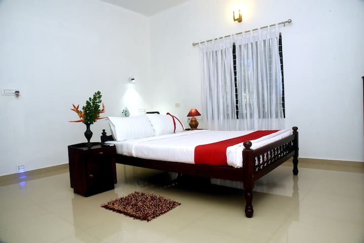 Marari Bethasaida Homestay NON A/C Private Room1