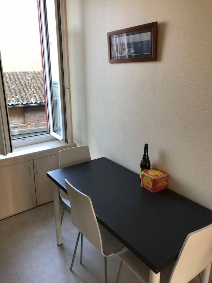 Appartement T2 Saint Malo
