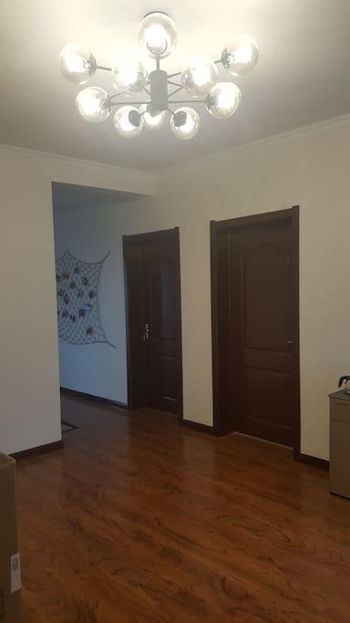 全新三居室客房