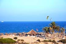 chiringuito playa carabassi - Caribassi beach chiringuito