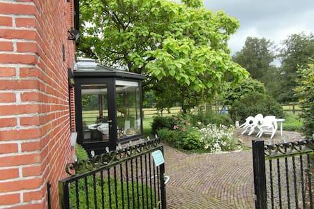 Een droomhuis in de natuur tussen de paarden - Balen - Inny