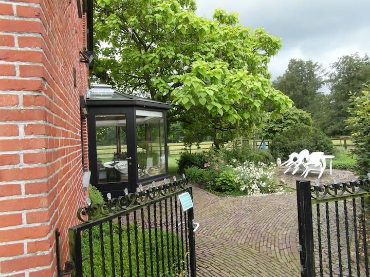 Droomhuis voor natuur- en paardenliefhebbers