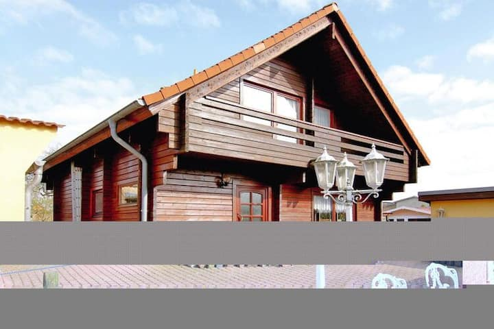 4 star holiday home in Klockenhagen