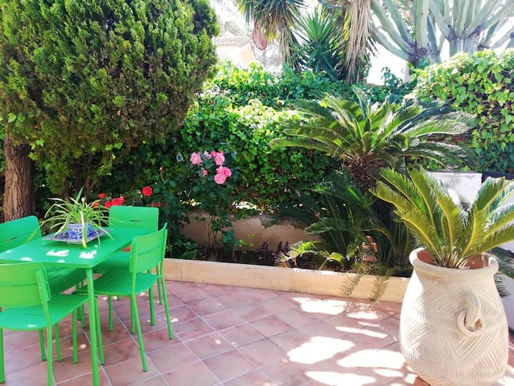 House with one bedroom in Ribera - 200 m from the beach