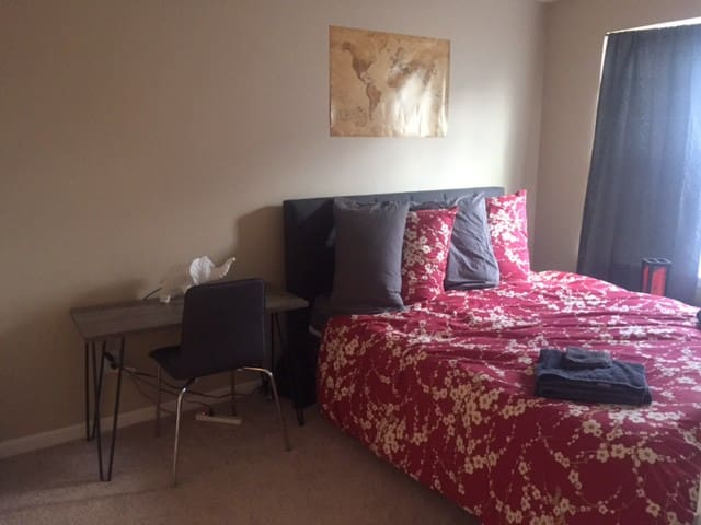 Luxury apartment walking distance to Notre Dame - South Bend - Apartmen
