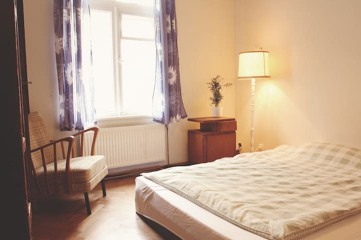 Spacious apartment in centre with pick-up service - Tallinn - Lägenhet