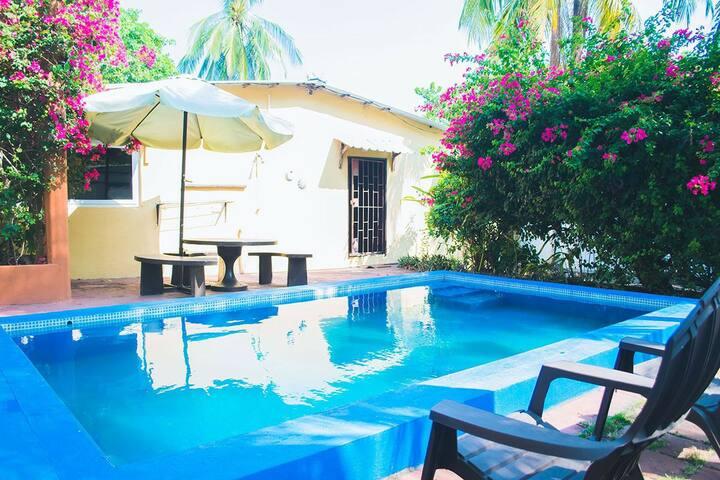 Casa de Lujo en la Playa - Monterrico - Brisas #1