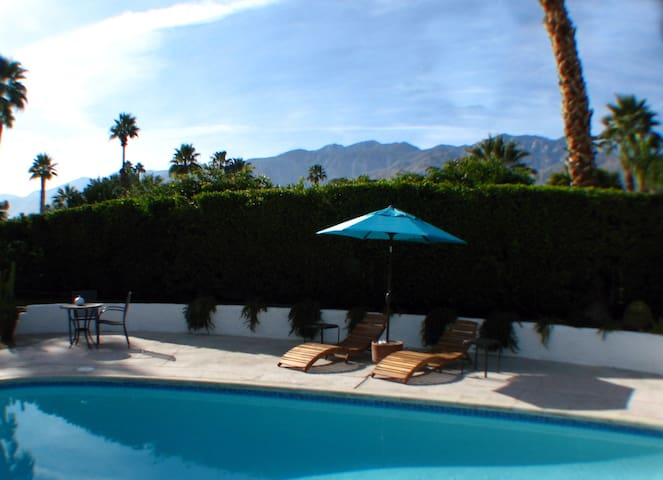 Casa Fillytod - South Palm Springs