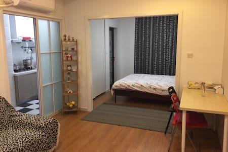 brand new city center apartment,市中心全新公寓,交通便利,干净整洁 - 武汉 - 酒店式公寓