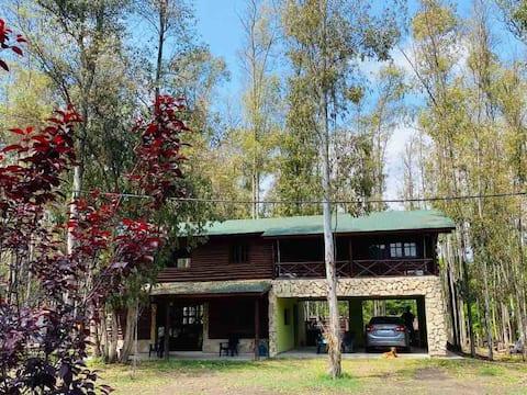 Alquiler temporario cabaña Campo Timbo