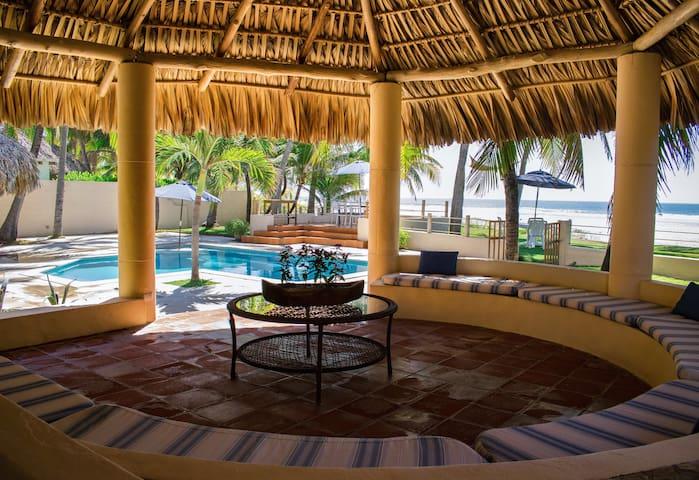 Costa del Sol Beachfront Luxury House