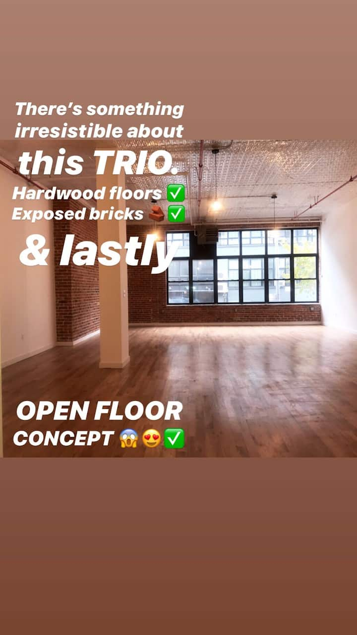 New lofts