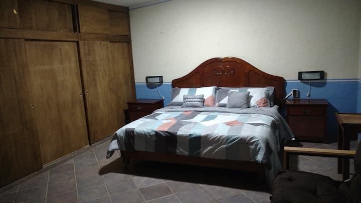 OAXACA 2/3 habitación Muy amplia