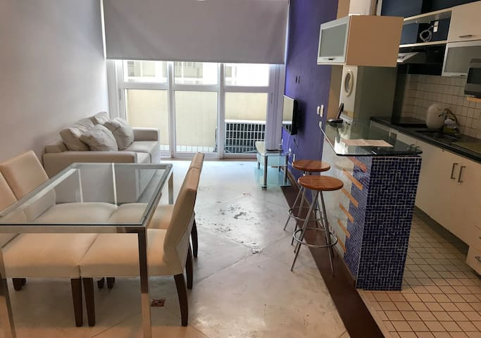 Apartamento Loft Residence