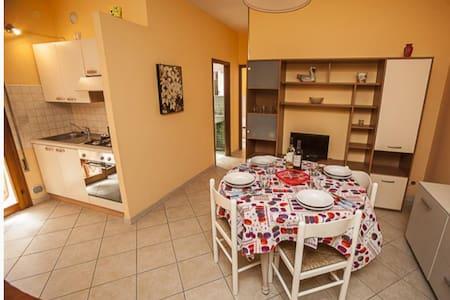 Casa Rosolina laguna Venezia - Rosolina Mare - アパート