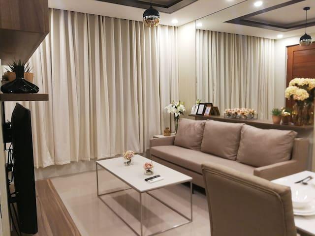 Adria Residences - Sapphire Garden- 2 Bedroom Unit