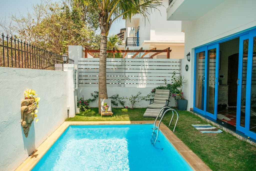 Margarita Villa With A Private Pool Garden Villas