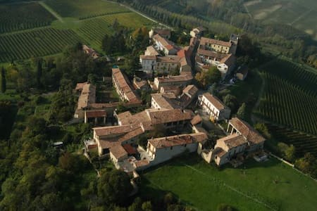 Moleto at Home - Camere Coste e Lucca Orti - Moleto - 住宿加早餐